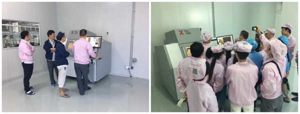 X-RAY inspection Application Case BESTEC power supplies & converters inspection